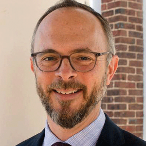 Vice Provost for Planning Adam Daniel